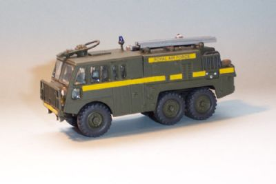 bw245  thornycroft mk 7, foam crash truck  - 19.00
